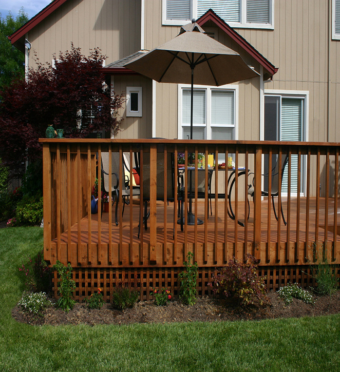 Decking | Mendocino Forest Products