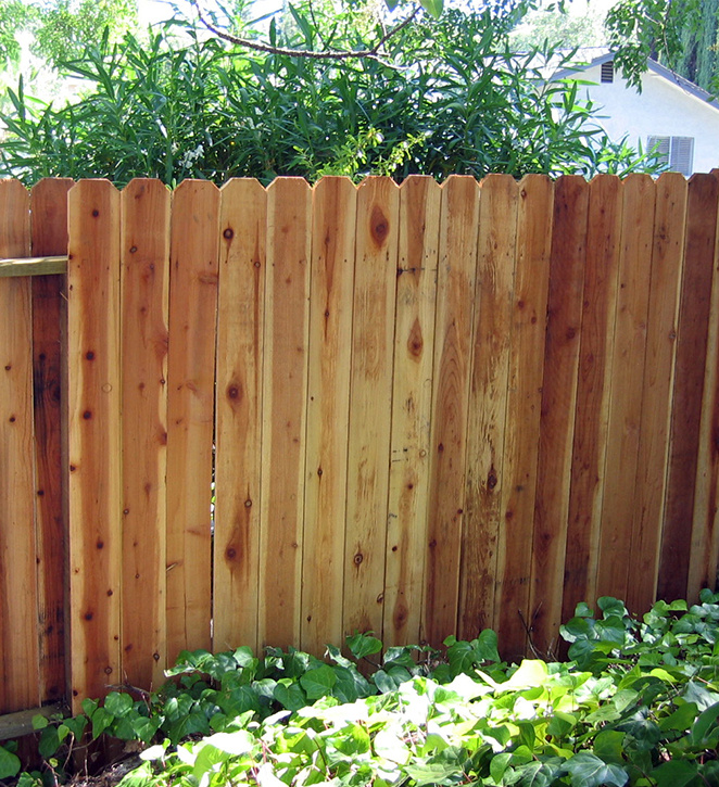 Redwood Fence Fence Boards