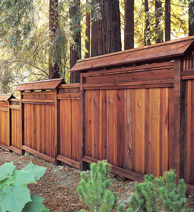 Fencing | Mendocino Forest Products