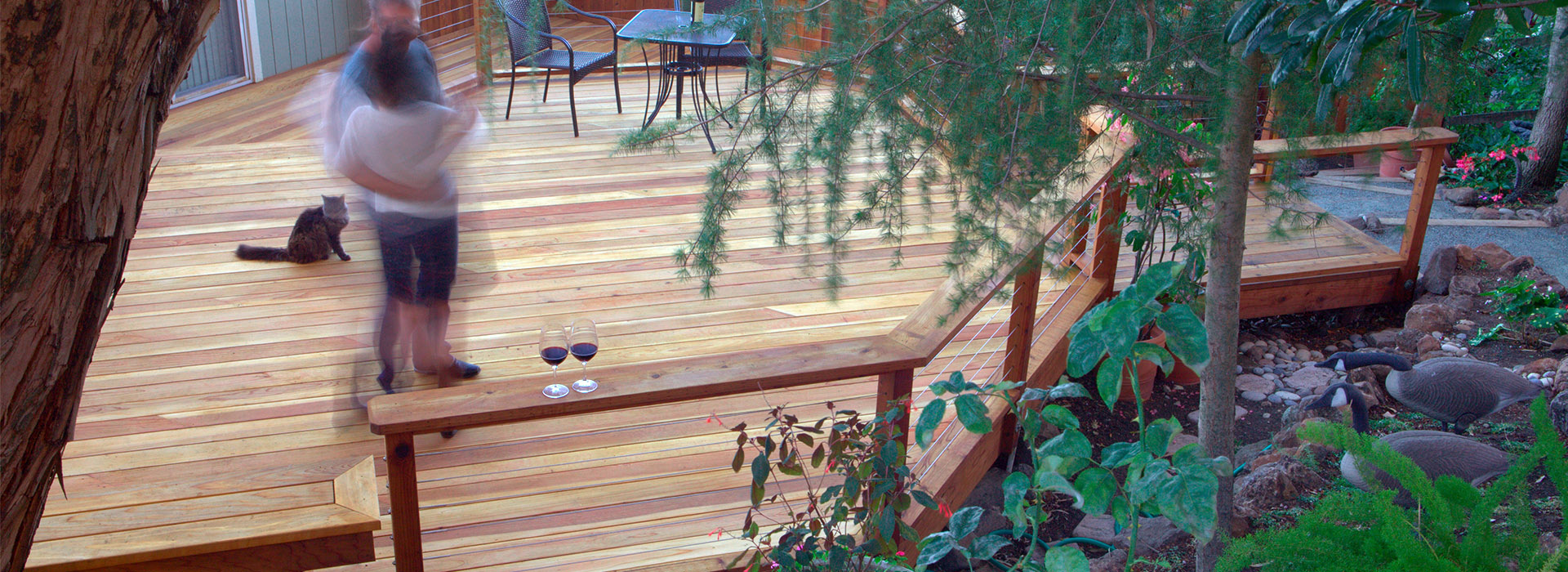 Decking   Mendocino Forest Products